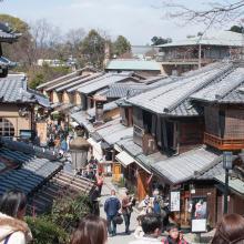 海外の方にとっての、京都。そして京町家。