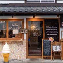 らくえん cafe & dining【八清の気になるスポット Vol.4】